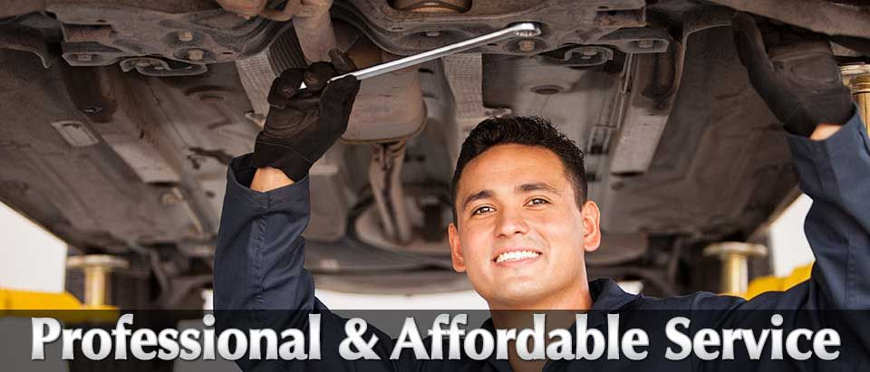 Professiona & Affordable Service | Mechanic
